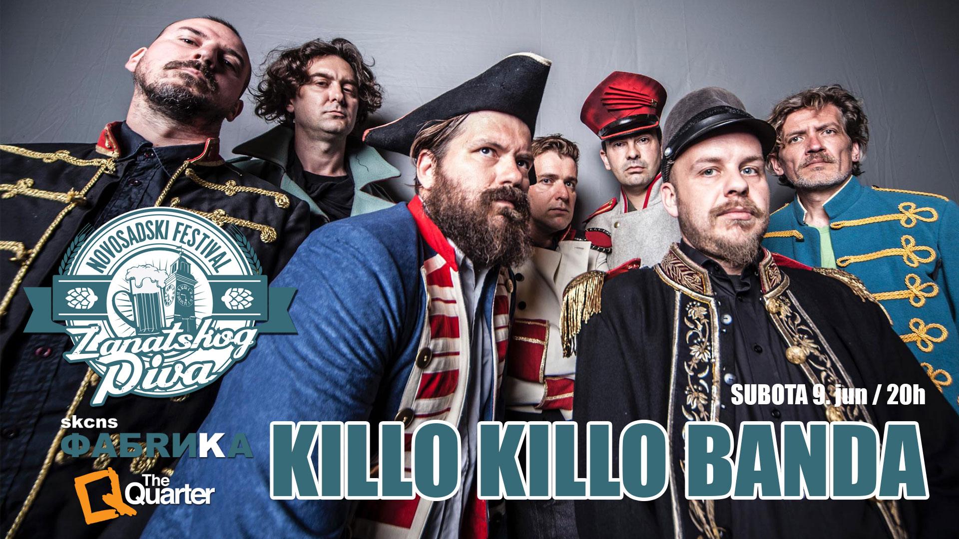 Killo Killo Banda